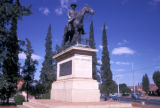 Kimberley, statue of Cecil John Rhodes