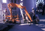 Kimberley, diamond mining equipment
