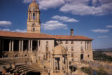 Pretoria, view of Union Buildings amphitheater