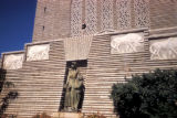 Pretoria, Voortrekker Monument, Anton Van Wouw's sculpture of woman and children