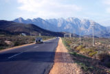 Cape Town, rural highway