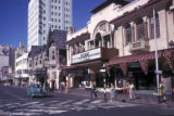 Durban, theater district with The Playhouse