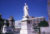 Durban, Queen Victoria statue near City Hall