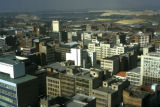 Johannesburg, cityscape with mine dump
