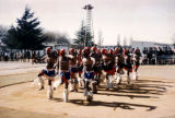 Johannesburg, tribal dance performance