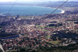 Cape Town, view from cable car