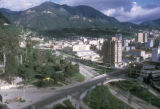 Bogota, view of city