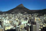 Cape Town, view of city and Signal Hill