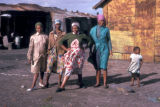 Cape Town, group of women posing