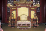 Beijing, Forbidden City throne room