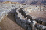 Cuzco, walls of Sacsahuaman fortress