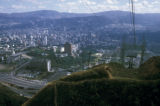 Caracas, view from cable car