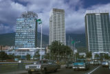 Caracas, view of skyscrapers