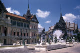 Bangkok, Grand Palace and Chakri Hall royal residence