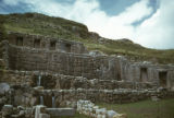 Machupicchu, ruins of historic Inca city
