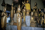 Bangkok, Temple of the Reclining Buddha (Wat Po or Wat Pho)