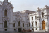 Lima, Government Palace (Palacio de Gobierno)