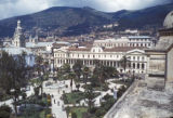 Quito, view of Plaza de la Independencia
