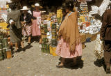 La Paz, outdoor market