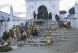 Chichicastenango, selling wood