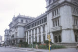 Guatemala City, National Palace (Palacio Nacional de la Cultura) in the Plaza de la Constitucion