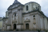 Guatemala City, view of church building