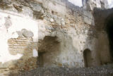 Antigua, ruined wall of Church of San Francisco