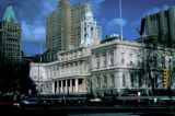 New York, Manhattan, City Hall