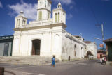 San Salvador, church exterior