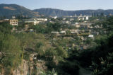 San Salvador, view of suburbs