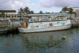 Nassau, glass bottom boat