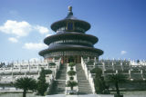 Beijing, Hall of Prayer for Good Harvests in Temple of Heaven complex