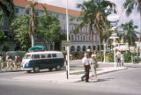 Nassau, view of Rawson Square