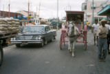 Nassau, horse-drawn carriage