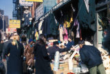 New York, Manhattan, shoppers at Orchard Street