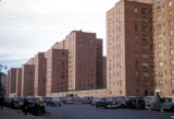 New York, Manhattan, Stuyvesant Town residential development