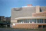 New York, Manhattan, Veterans' Administration Medical Center
