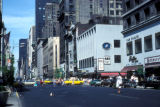 New York, Manhattan, street scene