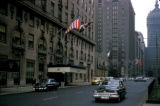 New York, Manhattan, Ambassador Hotel on Park Avenue