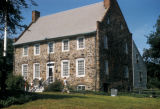New York, Staten Island, Conference House, 17th century manor