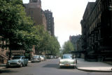 New York, Brooklyn, view of residential Pierrepont Street