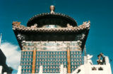 Beijing, White Dagoba at Beihai Park