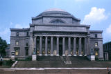New York, Manhattan, Low Memorial Library at Columbia University