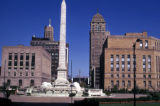 Buffalo, McKinley Monument in downtown Niagara Square
