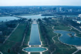 Washington, view of National Mall from Washington Monument
