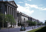 Washington, view of Constitution Avenue