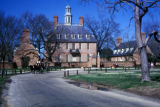 Williamsburg, reconstructed Governor's Palace