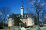 Williamsburg, reconstructed Capitol of Colonial Williamsburg