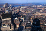 Boston, view from Prudential Tower