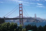San Francisco, Golden Gate Bridge from Presidio